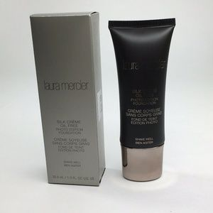 Laura Mercier Silk Creme Foundation 1 oz